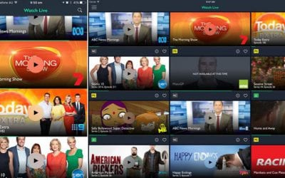 The Dawn of Australia's Smartphone Age begins with Freeview's new Mobile Application.